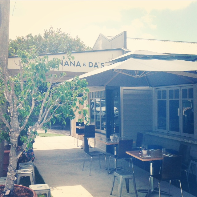Nana and Da's, Kedron, Northside, Cafe, Coffee, Cakes, Breakfast, Lunch, Child Friendly, Tea,