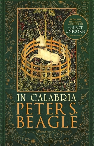 In Calabria, Peter S. Beagle, fantasy novel, unicorns, books about unicorns