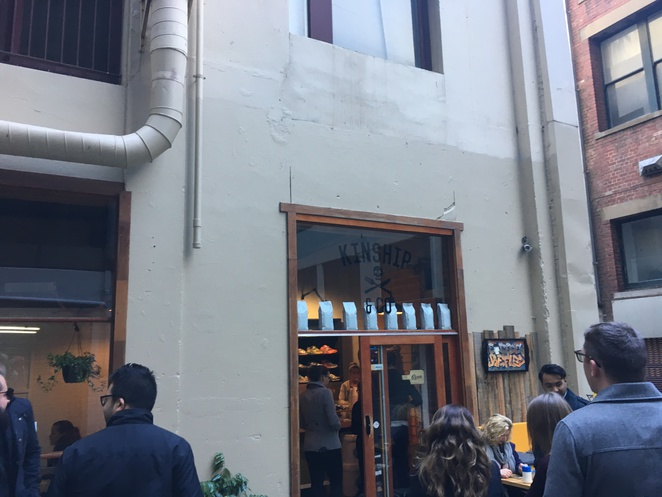 Kinship &CO Melbourne coffee CBD