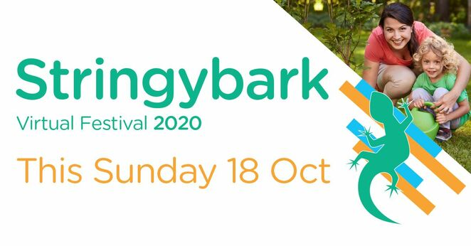 knox stringybark virtual festival 2020, community event, fun things to do, free online festival event, family fun, fun for kids, knox city council, knox arts and events, virtual programs, workshops, presentations, performances, entertainment, virtual stringybark breakfast, backyard kitchen, beeswax lip balm and candle making, backyard exercises, family yoga, virtual reptile encounters, kids cheer workshop, tonyi the worm, nature play journaling, puppet show, storytime, jason vorherr, the gami gami devils, asv academy, bookable online workshops, sustainable life, make your backyard buzz, balcony buzz, kids backyard science, stud park