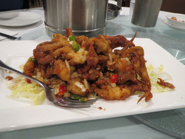 Little Canton's Soft Shell Crab, Adelaide