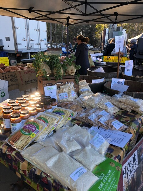Liverpool Growers & Foodie Market at Chipping Norton