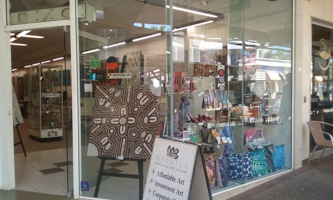 Mbantua Art Gallery & Shop Smith St Mall Darwin