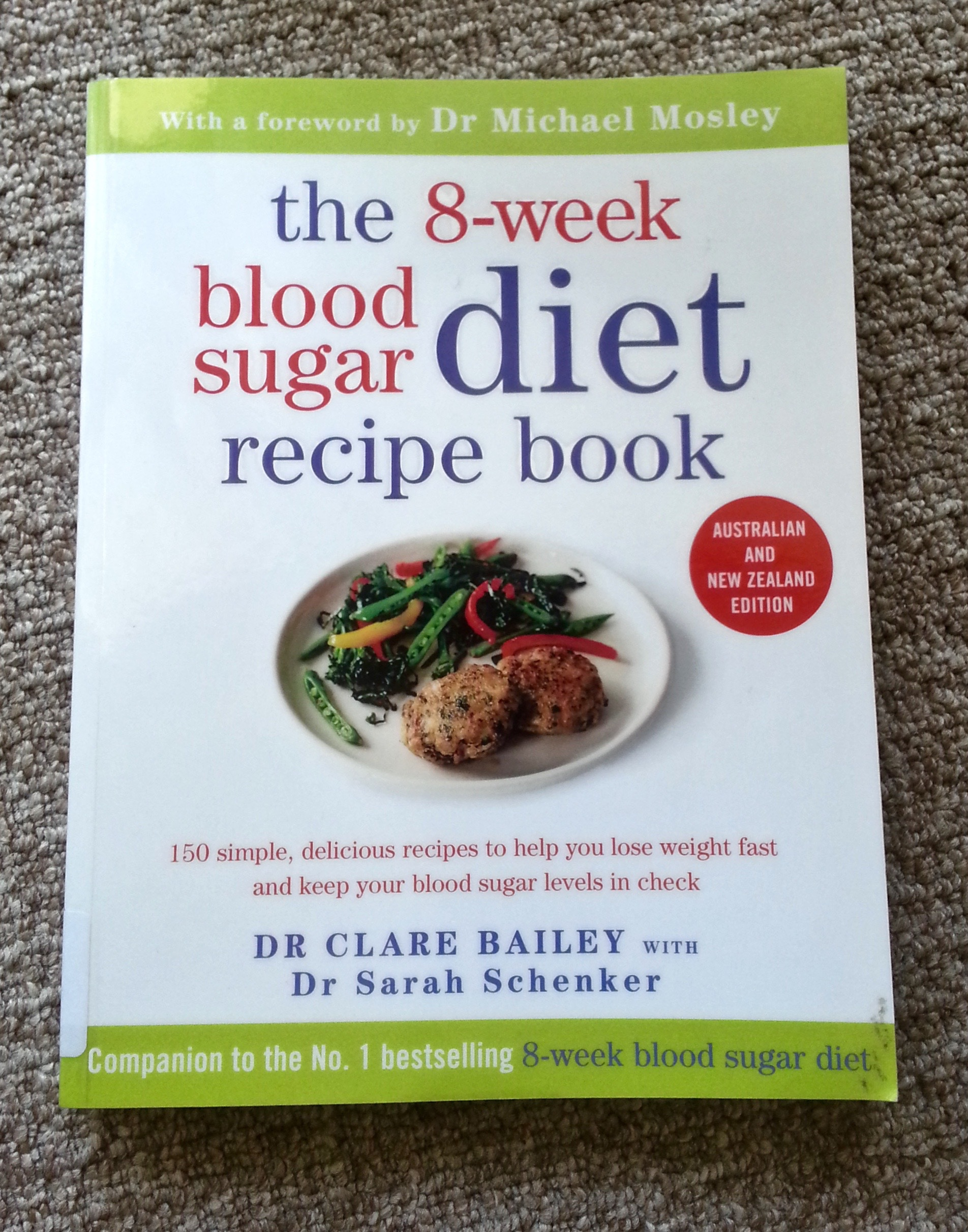 The 8 week blood sugar diet recipe book review forumfinder Image collections