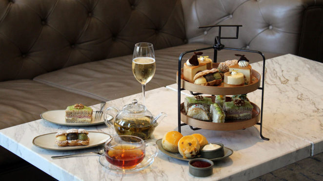Mother's Day Afternoon Tea at State Buildings in Cathedral Square on May 13th