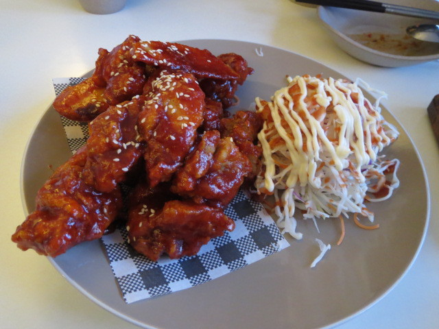 Mr Bulgogi Korean Restaurant, Korean Fried Chicken, Adelaide