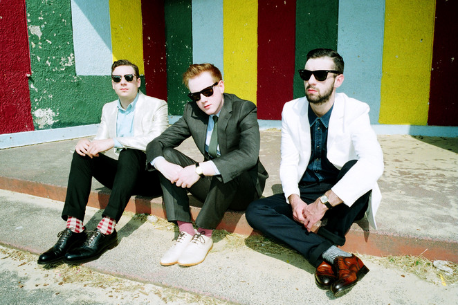 Music, Band, Rock, Indie, Irish, Two Door Cinema Club, Lads, Guitar