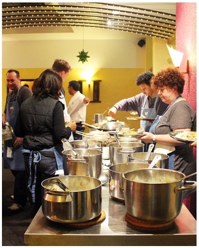 Nilgiris, Ajoy Joshi, Indian cuisine, cooking class, indian cooking, St Leonards, the art of cooking, lunch,
