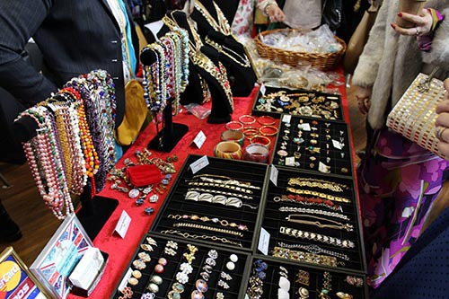 Round She Goes, Marrickville, Vintage, Pre-Loved, Market, Clothing, Fashion, Jewellery, October 2014