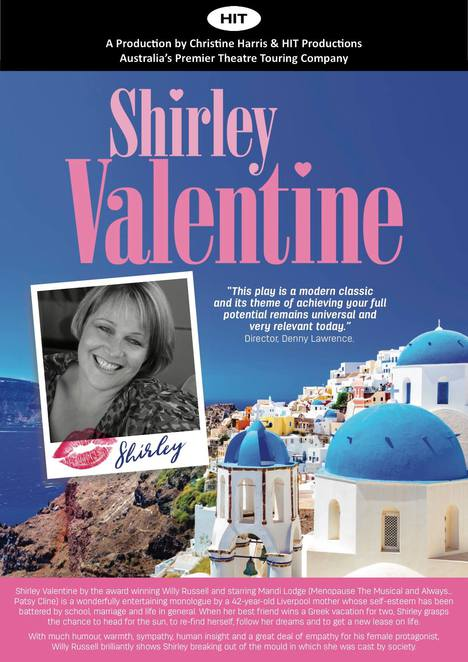Shirley Valentine - Frankston Arts Centre