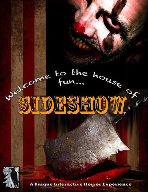 Sideshow Interactive Horror Experience