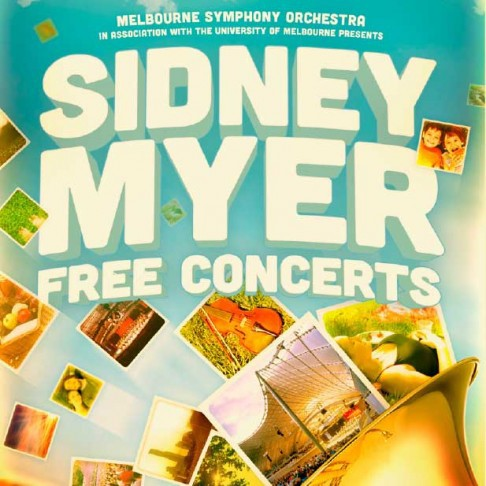 Sidney Myer free concerts, music bowl