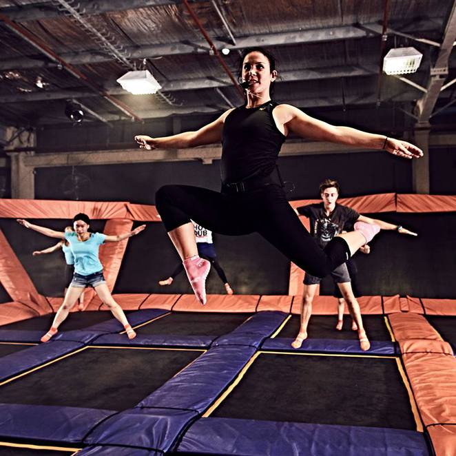 skyzone, canberra, belconnen, ACT, trampolining centre, trampoline, school holidays,