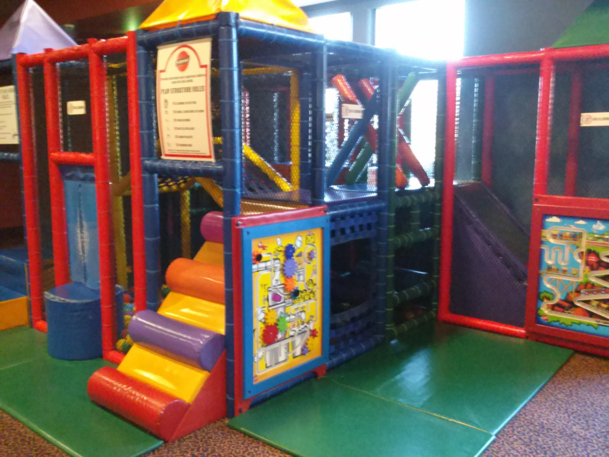 Henry's Family Restaurant Play Area - Southern Cross Club