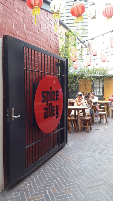 Spice Alley