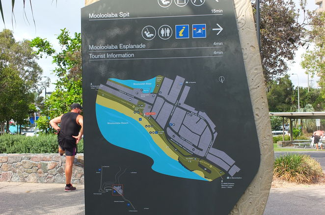 Stroll Mooloolaba Spit Boardwalk, mulu - snapper fish, mulla - red-bellied black snake, Kabi Kabi First Nation People, Mooloolaba Surf Club, loo with a view, HUSTLE & Flow, coffee, wheelchair-accessible, dogs on a leash