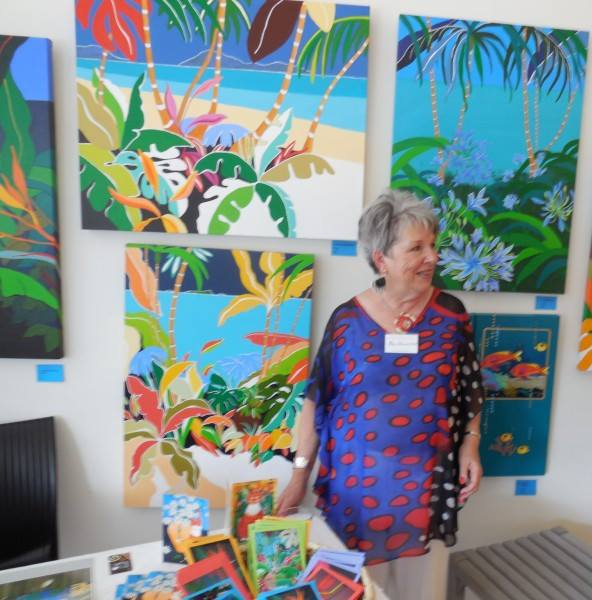 Sunshine coast jewellery and art expo, coolum civic centre, local artists,