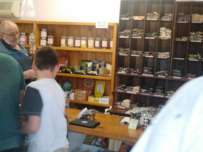 sweets shop, moonta mines, lollies, sweets, candy shop