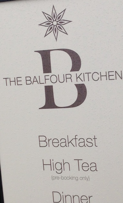 The Balfour Kitchen