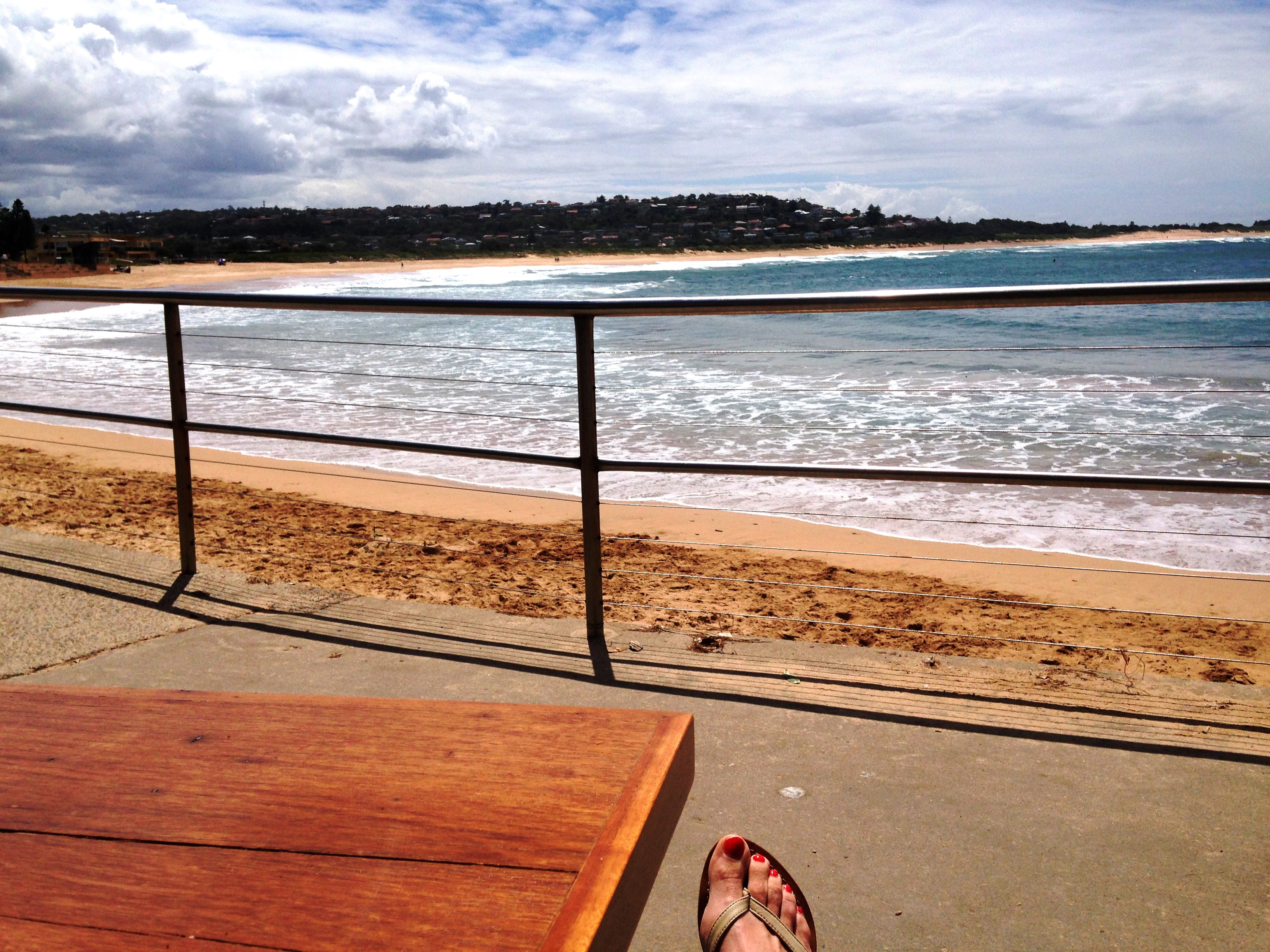 Beach Shed Cafe Dee Why