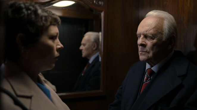 The Father, The Father film, The Father movie, The Father film review, The Father movie review, New releases, Anthony Hopkins, British films, British movies