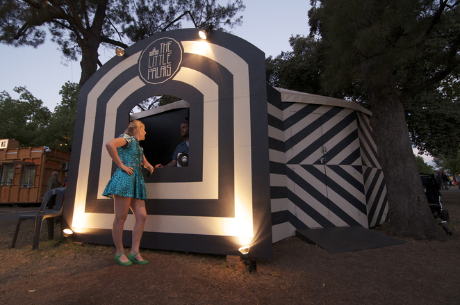 The Palais Pop-Up Mini Circus & The Little Palais - Pop-up Mini Circus Tent - Adelaide - by Mieka ...