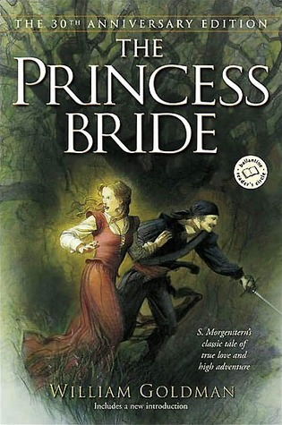 the princess bride, william goldman, romantic books for valentine's day, romantic novels for valentine's day