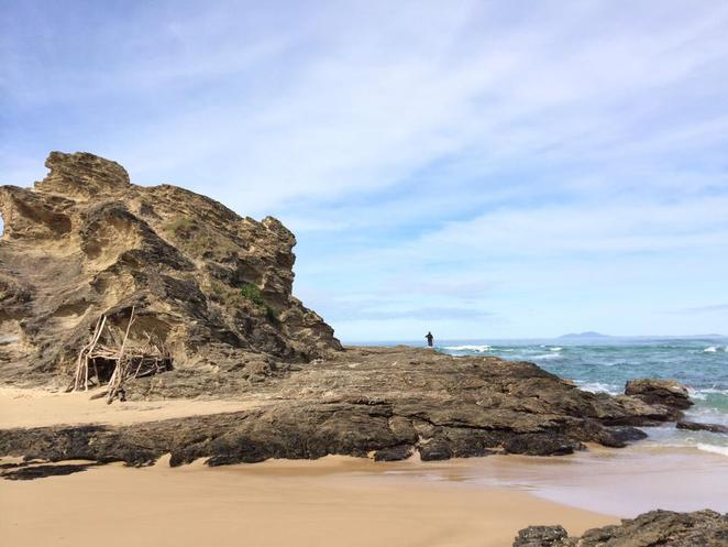 wellington rock, nambucca, heads, nsw, coast, holiday, beach, rockpool, sea, ocean, outdoor, nature