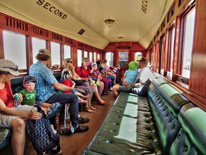 whats on in adelaide, fun things to do, free things to do, fun for kids, activities for kids, school holiday activities, october long weekend, long weekend, in adelaide, south australian railways