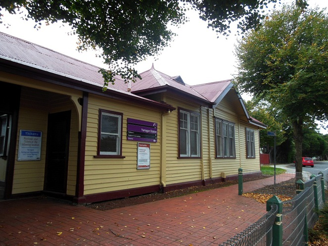 yarragon railway station