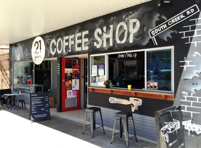 21 Grams Dee Why, 21 Grams, Coffee Shop, Coffee Wholesaler, Coffee, Northern Beaches Cafes