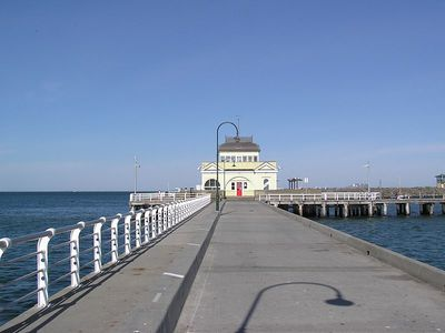 St Kilda Pier and Kiosk