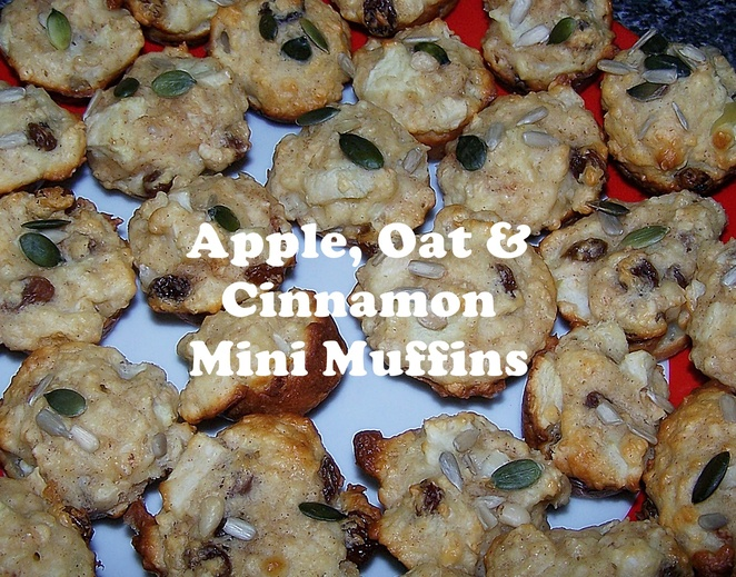 apple, oat, cinnamon muffins, mini muffins, recipes, healthy, lunch box, best recipes, lunch box ideas, recipes with apples,