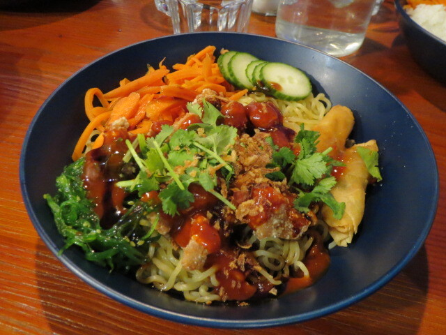 Astonish Patisserie, Korean Fried Chicken Rice Bowl, Adelaide
