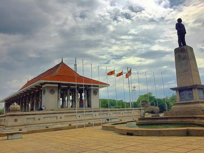 attractions in colombo
