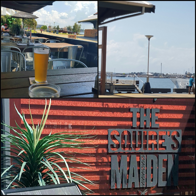 Bar, James Squire, beer, harbourside, dining, relaxed