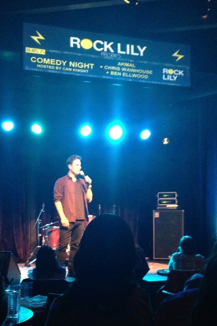 cam knight, rock lily, rock with laughter