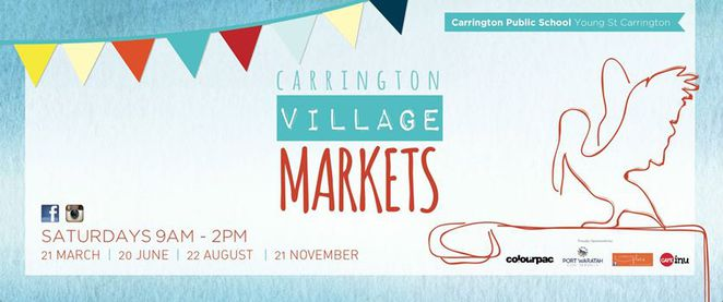 Image courtesy of the Carrington Village Markets website