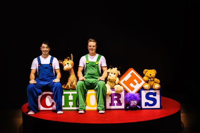 Chores! Kids circus show at Perth FRINGEWORLD