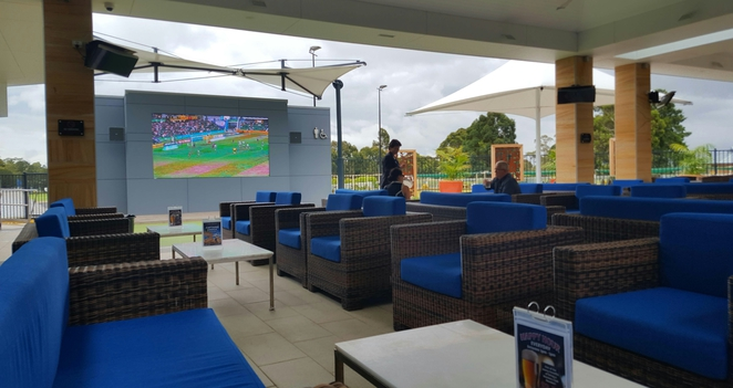 Club, dining, outdoor, music, family