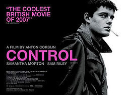 control, film, movie, dvd, poster