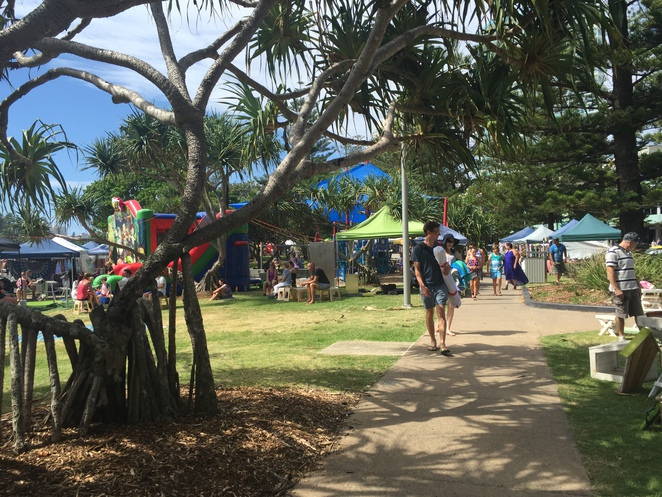 Coolangatta markets Gold Coast markets