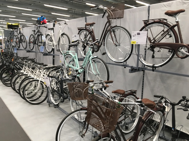 Decathlon, bicycles, sporting goods, cycling, jade jackson photography