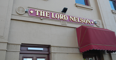 The Lord Nelson, Geelong