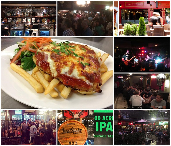 durham castle arms, kingston, canberra, ACT, pub, lunch, dinner, best pubs, english pubs,