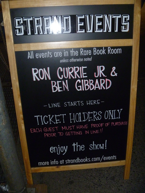 Events at Strand