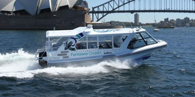 fantasea cruises, sydney harbour cruises, 7 wonders cruise