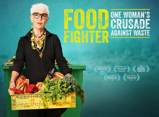 Food Fighter, food waste, Geelong, independent film, documentary