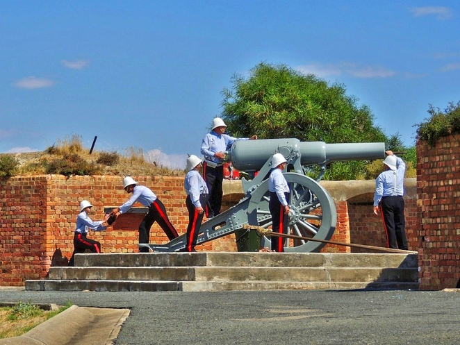 fort largs, fort largs police academy, world war 2, fort glanville, fort malta, national trust, sa government, coastal fort, save fort largs rally, tourist attractions in adelaide