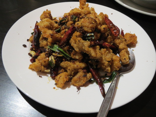 Fung Shing Chinese Restaurant, Spicy Fried Chicken, Adelaide